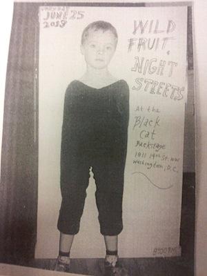 wild fruit boy
